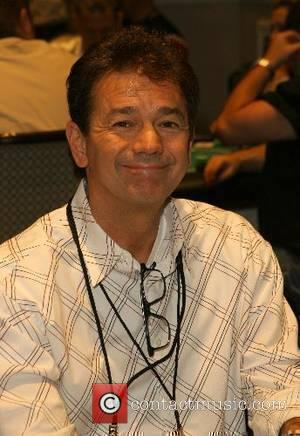 Adrian Zmed Opportunity Village's celebrity poker tournament and auction at Caesars Palace Las Vegas, Nevada - 12.05.07