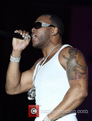 Flo Rida performs at Atlantis, Paradise Island during Pop Rocks Atlantis with the Z100 party plane and DKNY Jean Nassau,...