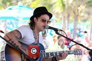 Ryan Cabrera performs during Pop Rocks Atlantis with the Z100 party plane and DKNY Jeans at Atlantis Paradise Island...