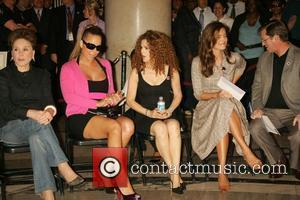 Bernadette Peters and Mariah Carey
