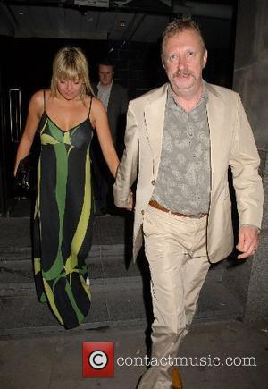 Mark Williams,  UK Premiere of 'Harry Potter and the Order of the Phoenix' Afterparty held at Old Billingsgate -...
