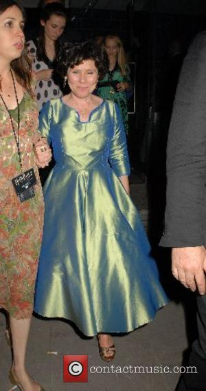 Imelda Staunton,  UK Premiere of 'Harry Potter and the Order of the Phoenix' Afterparty held at Old Billingsgate -...