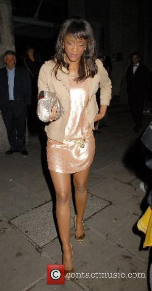Tiani Benjamin,  UK Premiere of 'Harry Potter and the Order of the Phoenix' Afterparty held at Old Billingsgate -...