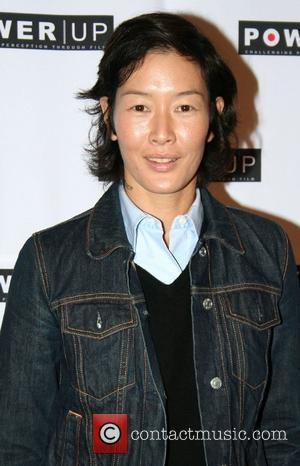 Jenny Shimizu,  Power Premiere Awards at the Beverly Hills Hotel - Arrivals Beverly Hills, California - 11.11.07