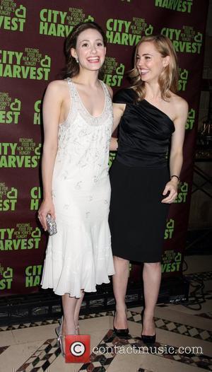 Emmy Rossum and Melissa George