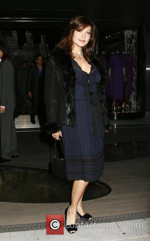 Laura Elena Harring Prada Los Angeles Host Private Screening of new animated short film 'Trembled Blossoms' held at Prada Beverly...