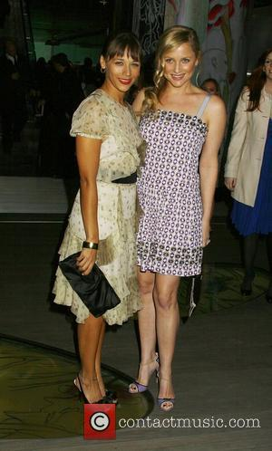 Rashida Jones and Jessica Capshaw