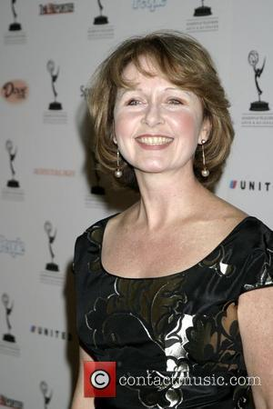 Kate Burton 59th Annual Emmy Awards - Nominee Reception at the Wolfgang Puck at Pacific Design Center West Hollywood, California...