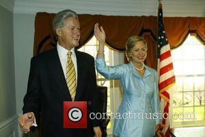 President Bill Clinton, Barack Obama and Bill Clinton