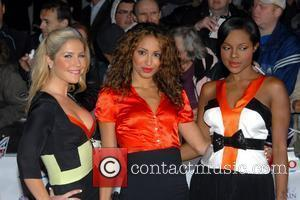 Sugababes Stress Causes Hernia