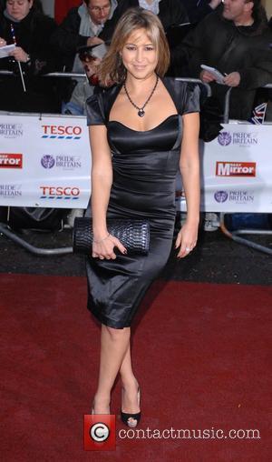 Rachel Stevens The Pride of Britain Awards held at The London Studios - Arrivals London, England - 09.10.07