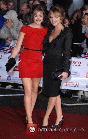 Hannah Tointon and Kara Tointon