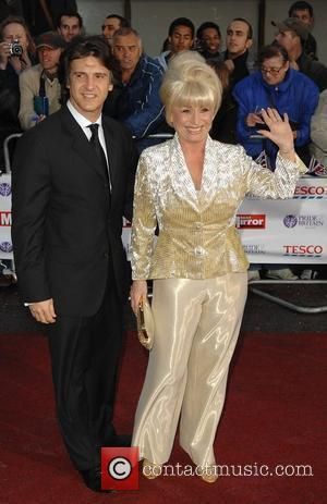 Scott Mitchell and Barbara Windsor