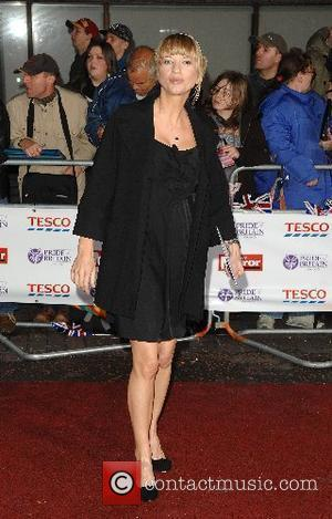 Sarah Cox The Pride of Britain Awards held at The London Studios - Arrivals London, England - 09.10.07