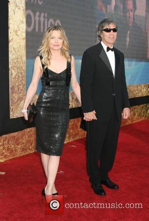 Michelle Pfeiffer and David E. Kelley The 59th Primetime Emmy Awards at The Shrine Auditorium  Los Angeles, California -...