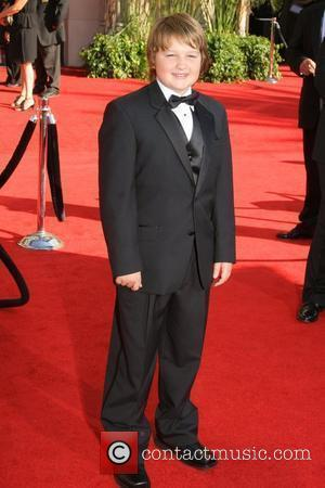 Angus T Jones The 59th Primetime Emmy Awards at The Shrine Auditorium  Los Angeles, California - 16.09.07