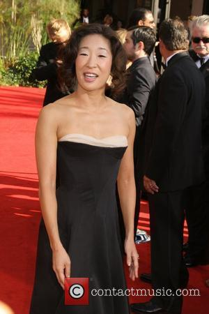 Sandra Oh The 59th Primetime Emmy Awards at The Shrine Auditorium  Los Angeles, California - 16.09.07