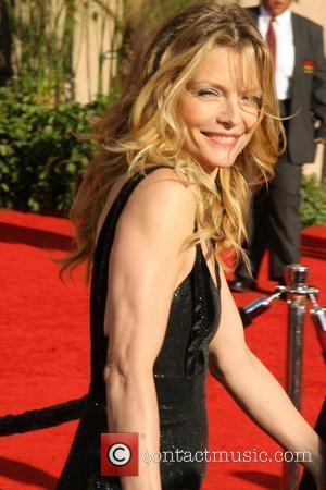 Michelle Pfeiffer The 59th Primetime Emmy Awards at The Shrine Auditorium  Los Angeles, California - 16.09.07