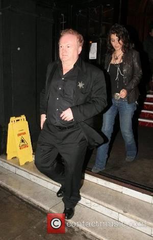 Katie Mellua Leaving the Prince concert at Koko London, England - 10.05.07