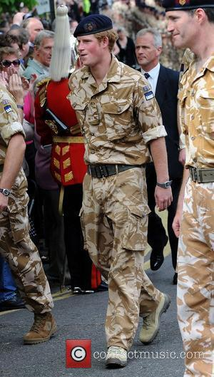Prince Harry To Spend Christmas On Duty