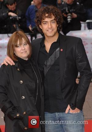 Lee Mead and Guest The Prince's Trust & RBS Celebrate Success Awards held at the Odeon Leicester Square - Arrivals...