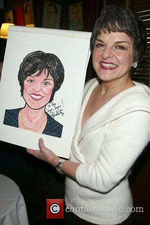 Priscilla Lopez Unveiling of Priscilla Lopez's caricature at Sardi's in Times Square New York City, USA 02.04.08