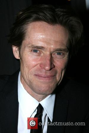 Willem Dafoe and Penthouse