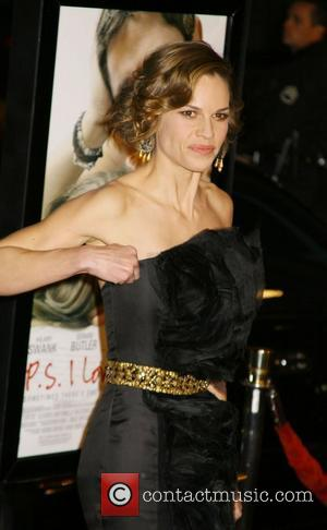New Year New Honour For Hilary Swank