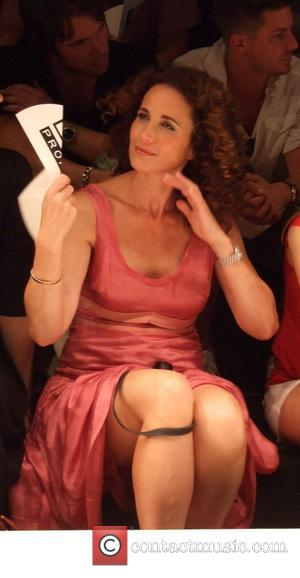 Berlin Fashion Week, Andie MacDowell