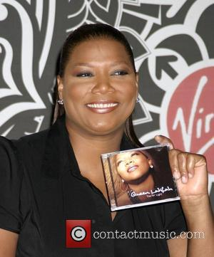 Times Square, Queen Latifah
