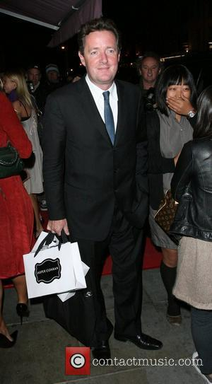 Piers Morgan  Leaving the 'Death Proof' Quentin Tarantino afterparty at Collection nightclub London, England - 17.09.07