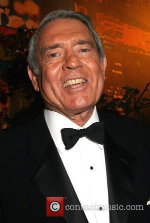 Dan Rather 3rd Annual Quill Awards New York City, USA - 22.10.07
