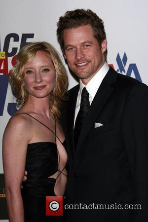 Heche's Husband Ready To Move On