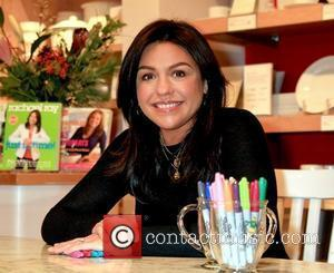 Rachael Ray  signs copies of her new book, Just In Time, in a packed Williams-Sonoma store Las Vegas, Nevada...