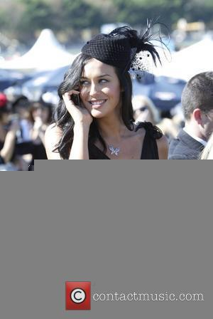 Megan Gale The Doncaster Day racing carnival at Royal Randwick Racecourse  Sydney, Australia - 26.04.08