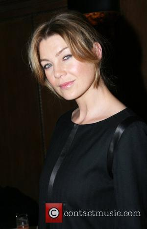 Ellen Pompeo Mercedes-Benz Fashion Week Fall 2008 - Rag & Bone - Front Row New York City, USA - 01.02.08