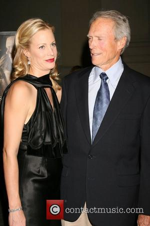 Eastwood Daughter's Wedding: Alison Marries TV Sculptor In California