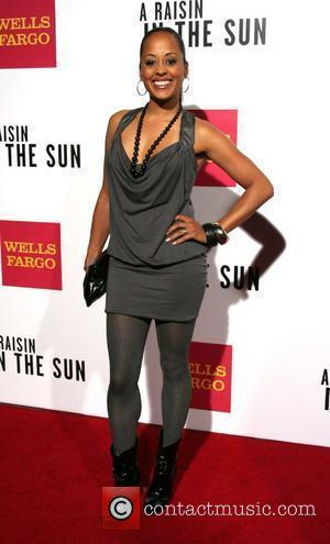 Essence Atkins,  Los Angeles Premiere of 'A Rasin in the sun' at the AMC Magic Johnson Theater Los Angeles,...