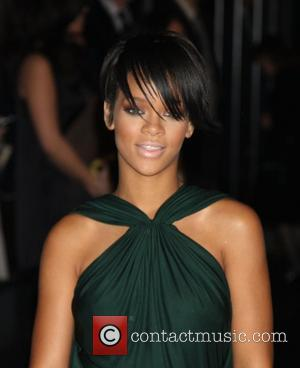 Rihanna A Night to Benefit Raising Malawi and UNICEF at the United Nations - Departures New York City, USA -...