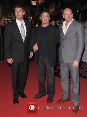 Matthew Marsden, Rambo and Sylvester Stallone