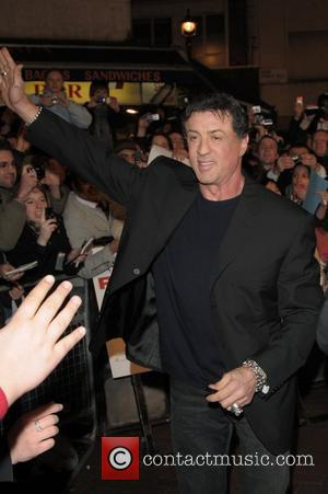 Stallone's Girl Loves Dallas Rumours