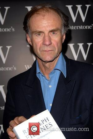 Sir Ranulph Fiennes signing copies of his autobiography 'Mad, Bad And Dangerous To Know' at Waterstone's in Leadenhall market London,...