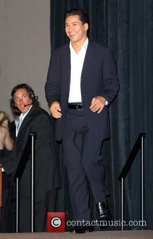 Mario Lopez, Las Vegas and Mario