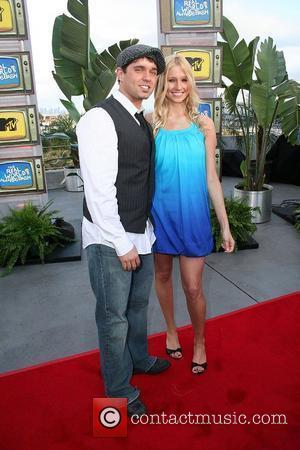 Danny Jamieson (Austin) and Melinda Stolp (Austin) The Real World Awards Bash - Arrivals The reality stars from the last...