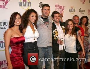 Cast of Real World/Road Rules The Fox Reality Channel Really Awards - The only awards show honoring reality TV...