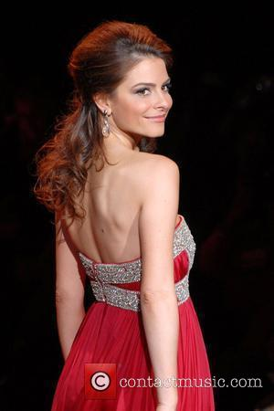 Maria Menounos Mercedes-Benz Fashion Week Fall 2008 - Red Dress Fashion Show - Catwalk New York City, USA - 01.02.08