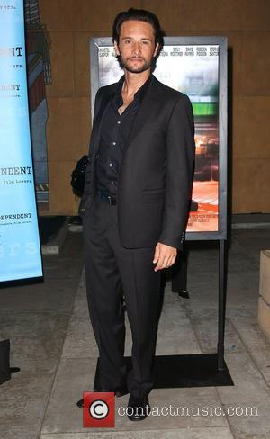 Rodrigo Santoro Premiere of Redbelt shown at the Egyptian Theater Los Angeles, California - 07.04.08