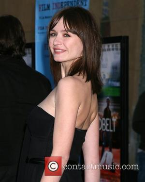 Emily Mortimer Premiere of Redbelt shown at the Egyptian Theater Los Angeles, California - 07.04.08