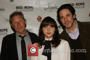 Israel Horovitz, Zoe Kazan and Scott Cohen