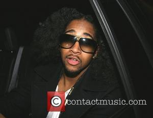 Omarion leaving ABC studio's in Manhattan after appearing on the 'Live with Regis and Kelly' show New York City, USA...